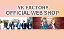 YK FACTORY WEBSHOP